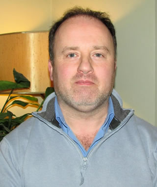 James O'Shea Counsellor Lincoln